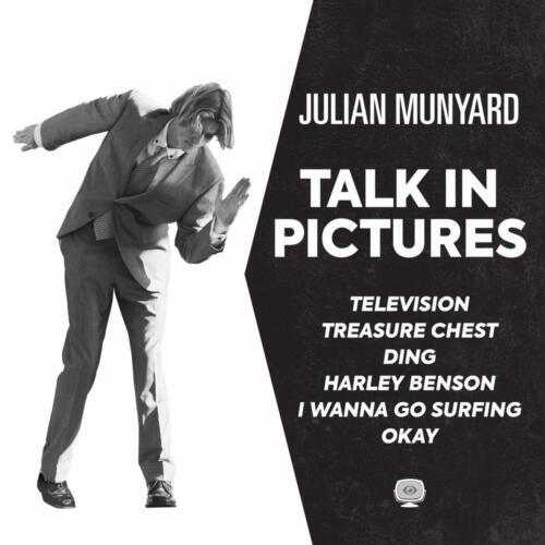 Talk in Pictures by Julian Munyard