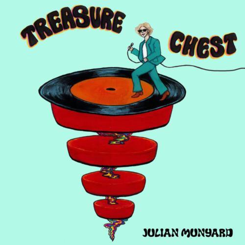 Treasure Chest Julian Munyard